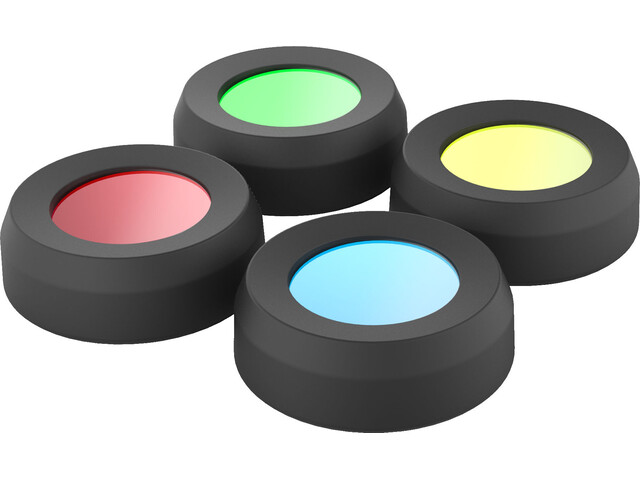 Led Lenser Color Filter Set 36mm Black